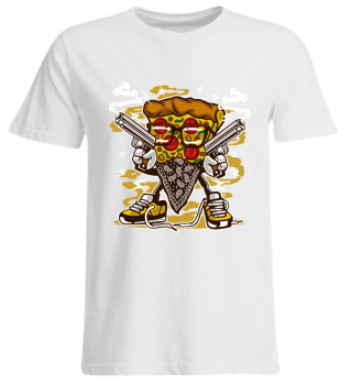 ☛ PIZZA GANGSTER #1