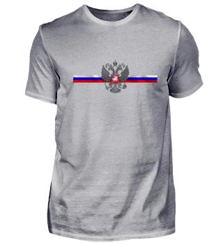 Russland - Doppelkopf Adler - Flagge