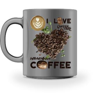 ♥ I LOVE COFFEE #1.7.1T