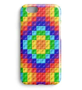 Buntes Smartphone Muster 0018