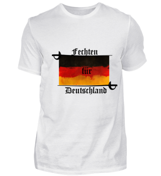Fechten für Deutschalnd,