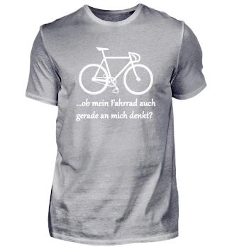 Fahrrad denkt