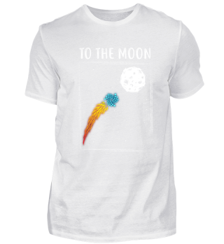 IOTA to the Moon Rocket