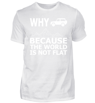 Warum Geländewagen?