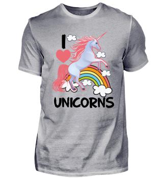 Unicorn - I love Unicorns