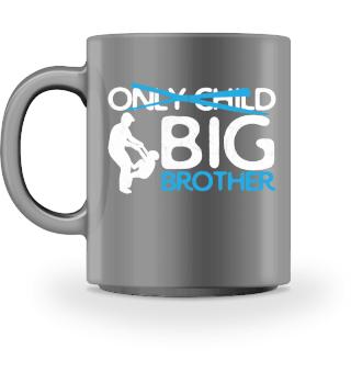 Kids New Big Brother Shirt