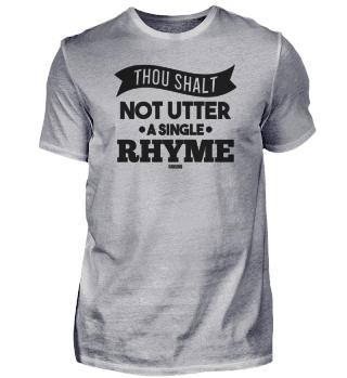 No Rhyme Nor Reason Day 01 September