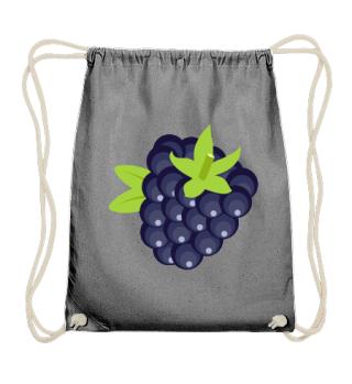 Blackberry- Fruit Motive - Gift Idea
