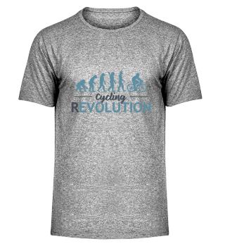 Bicycle Fahrrad Revolution Shirt