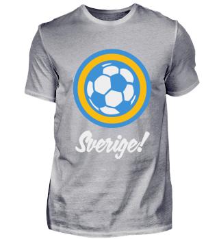 Sweden Football Emblem