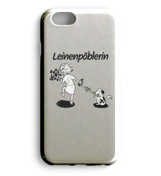 Leinenpöblerin- Mobile Case