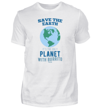 Burrito funny saying conservation earth