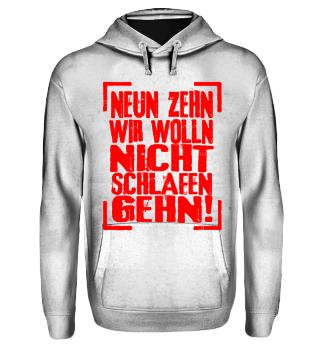 FREDDY Gruppen Shirt - NEUN ZEHN