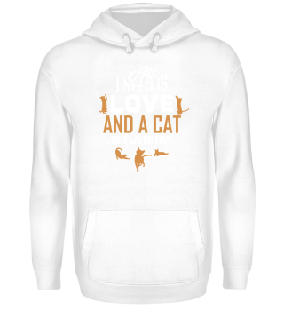 Cats T-Shirt Hoodie Funny Gift Cat Lover