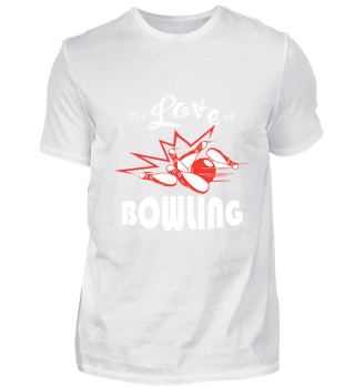 bowling love gift