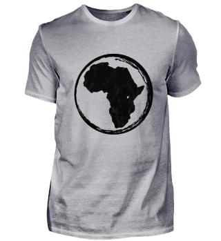 Afrika Kontinent Wildnis Tier Geschenk