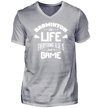 Badminton is life