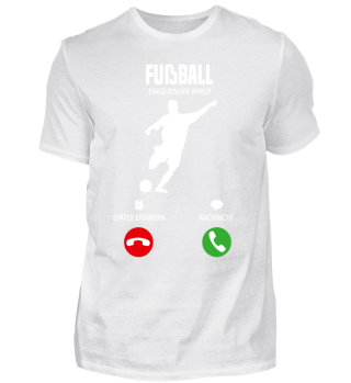 Telefon Fußball ruft mich! Geschenk