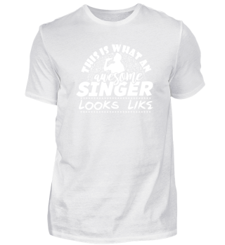 Singen - Sänger - Song - Geschenk
