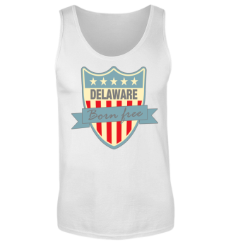 Herren Tank Top Delaware Ramirez