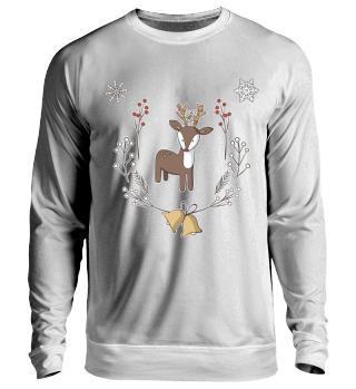 Weihnachts Hirsch