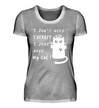 Cat Gift Shirt Cats funny Love Kitty