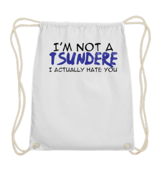 I´m Not A Tsundere - Anime - Manga - Cosplay - Games - Geschenk