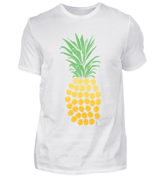 Volleyball Ananas Pineapple Geschenk
