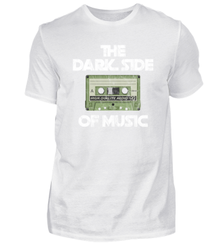 Dark Side of Music Vintage Gift Audio 90