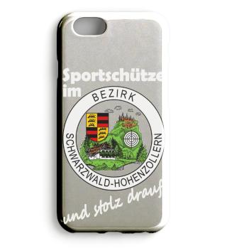 Handyhülle: Bezirk Sportschütze