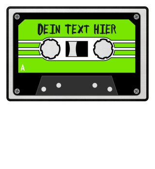 MIXTAPE grün - DEIN TEXT 1