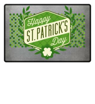 HAPPY ST PATRICK'S DAY Banner 1