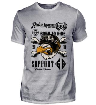 ☛ Rider · Support 66 #1.1