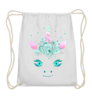 ♥ Cute Unicorn Flowers Magic Eyes 2