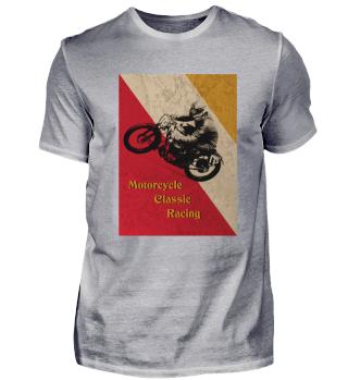 Motorcycle classic racing