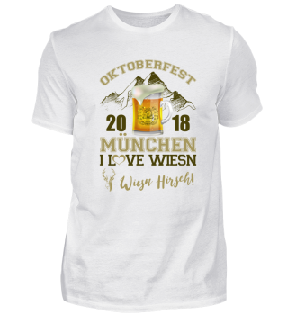 OKTOBERFEST - WIESN HIRSCH 2018.2