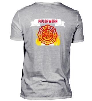 Feuerwehr - Logo Rücken