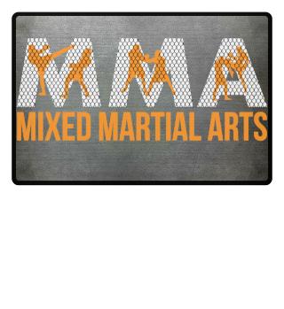 MMA mixed martial arts