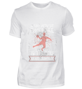 A life without handball is possible, but