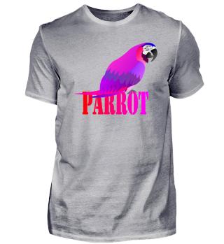 Parrot Pink