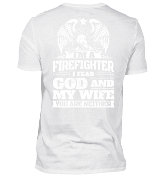 Firefighter Gift Husband Funny Fireman