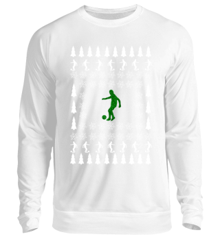 Ugly Christmas Fussball Sweater