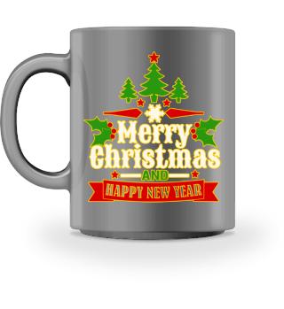 A VERY MERRY CHRISTMAS Tree Va