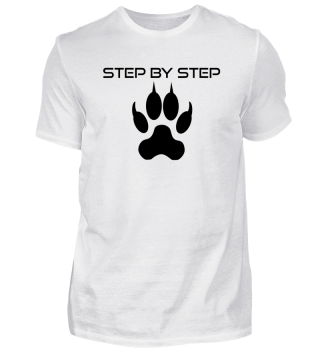 Step by step Motiv, limited edition