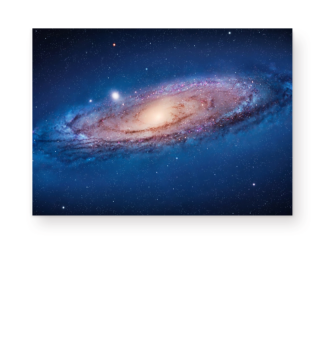 ★ The Universe - Andromeda Galaxy 1a
