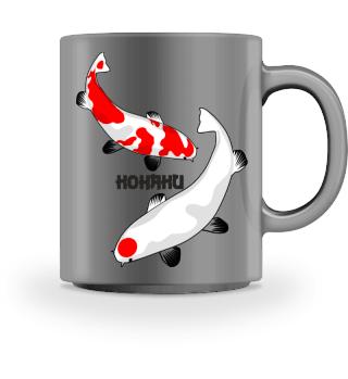 KOI Carp Fish - Nishikigoi KOHAKU 1