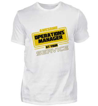 Operation Manager