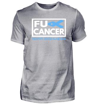 Fck Cancer Shirt prostate cancer