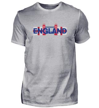 England, United kingdom T-shirt
