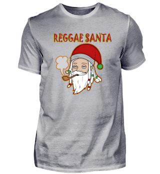 Reggae Santa Claus